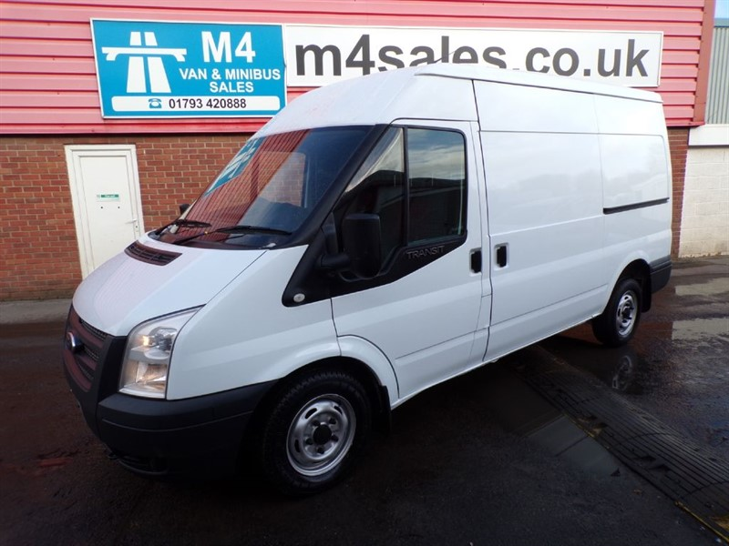 used Ford Transit 280 MWB M/R 125PS in wiltshire