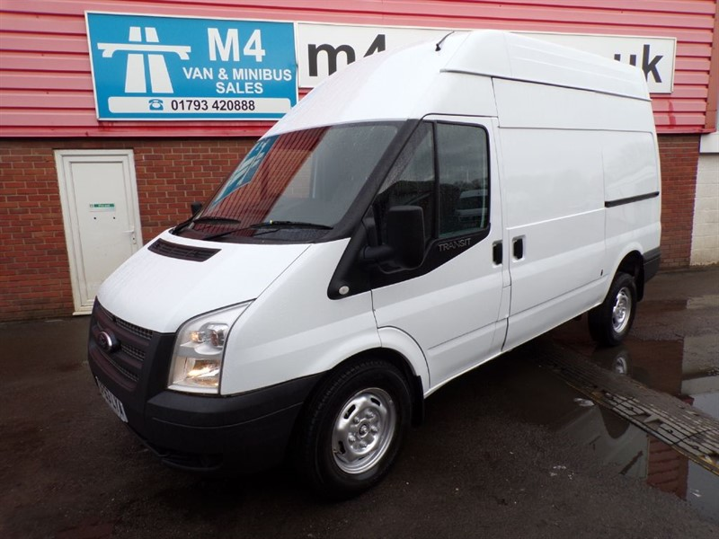 used Ford Transit 350 MWB H/R 100PS A/C in wiltshire