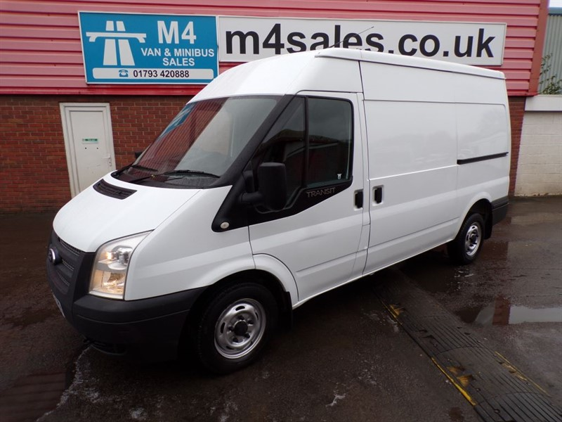 used Ford Transit 280 MWB 140PS in wiltshire