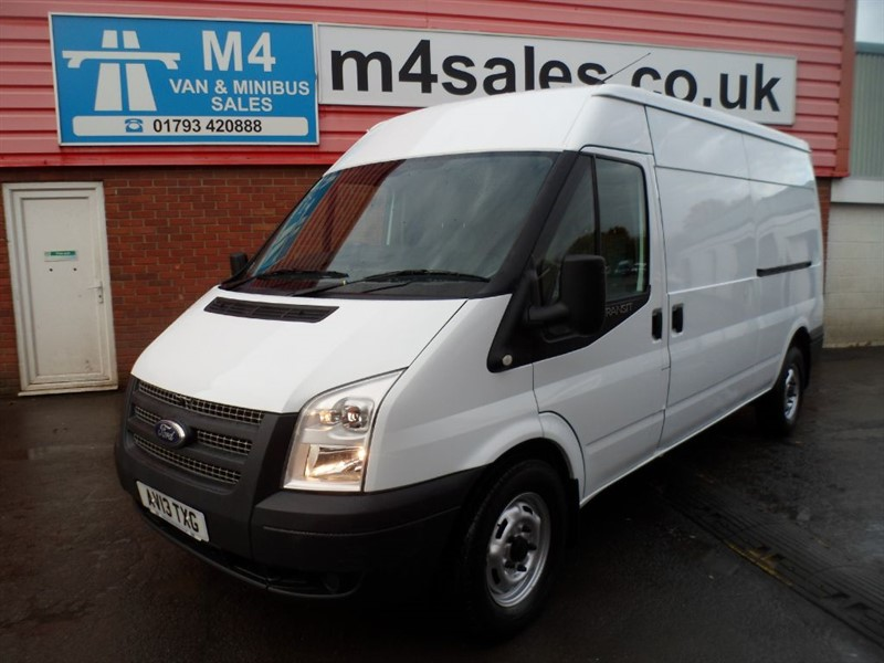 used Ford Transit 330 LWB MEDIUM ROOF 125PS in wiltshire