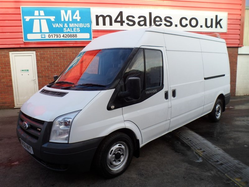 used Ford Transit 300 LWB 140PS in wiltshire
