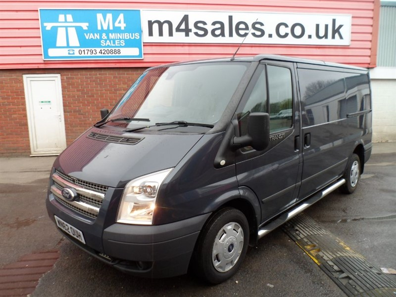 used Ford Transit 280 TREND LR LWB 125PS A/C in wiltshire