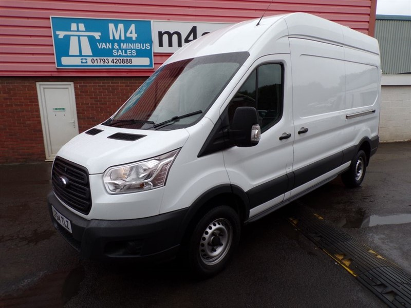 used Ford Transit 350 LWB HIGH ROOF 100PS in wiltshire
