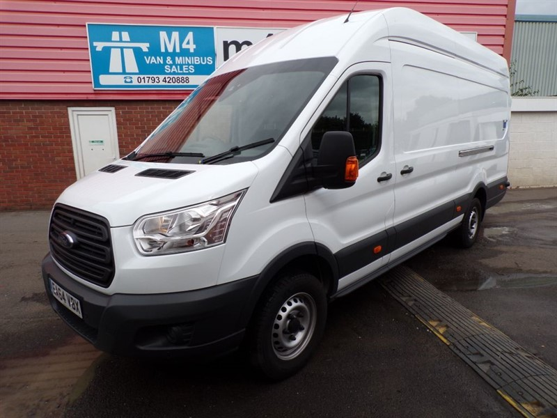 used Ford Transit JUMBO WITH TAIL LIFT LWB LOW MILES 125PS  in wiltshire