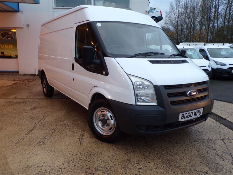 used Ford Transit 350 lwb medium roof NO VAT in wiltshire