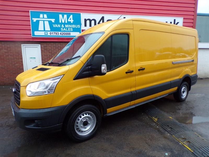 used Ford Transit 350 RWD LWB in wiltshire