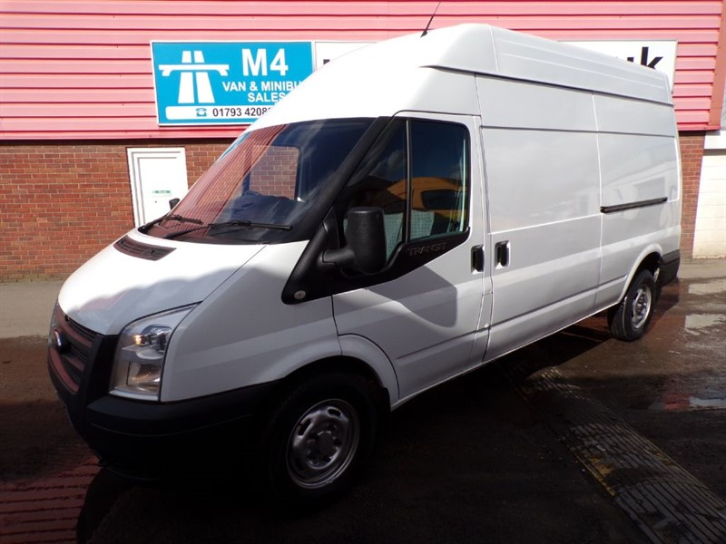 used Ford Transit 350 H/R LWB 100PS *NO VAT* in wiltshire