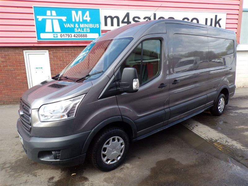 used Ford Transit 310 TREND LWB  in wiltshire