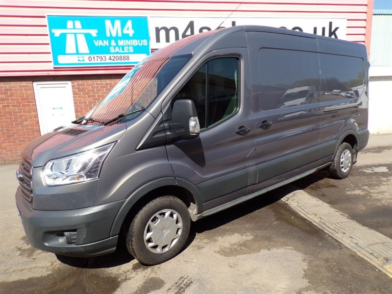 used Ford Transit 310 TREND LWB TDCi in wiltshire