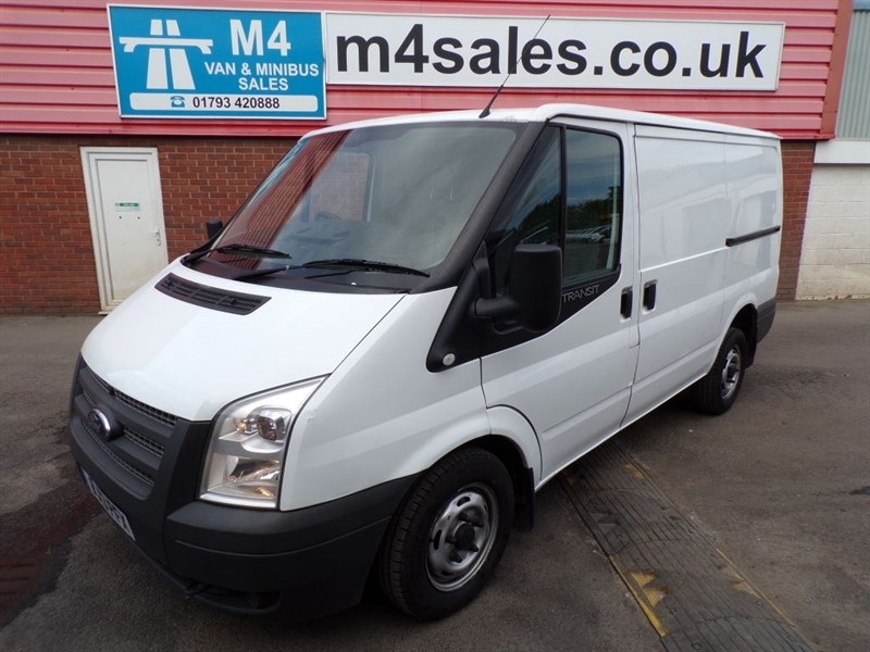 used Ford Transit 280 FWD LOW ROOF SWB 100PS in wiltshire