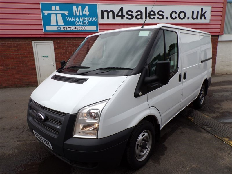 used Ford Transit 260 LR SWB 100PS in wiltshire