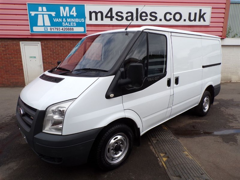 used Ford Transit 300 SWB LOW ROOF 85PS in wiltshire