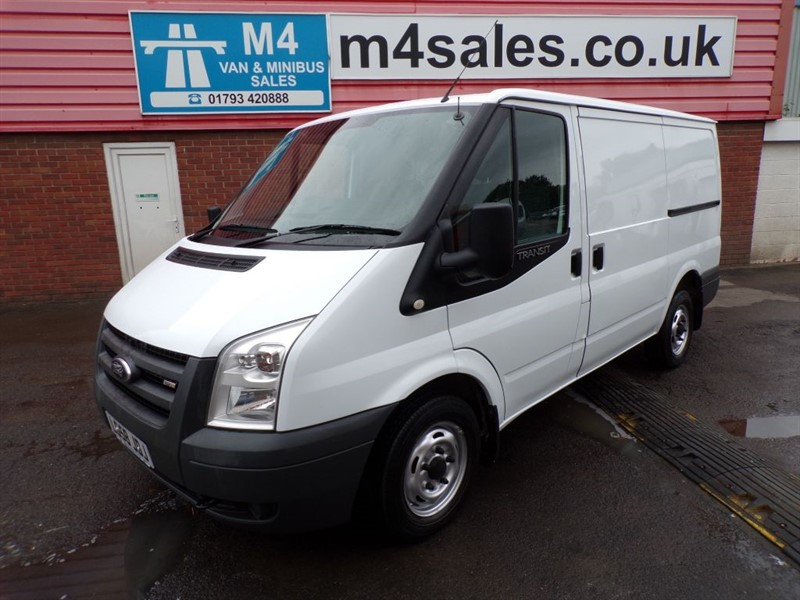 used Ford Transit 300 LR SWB 85PS TWIN SLD in wiltshire