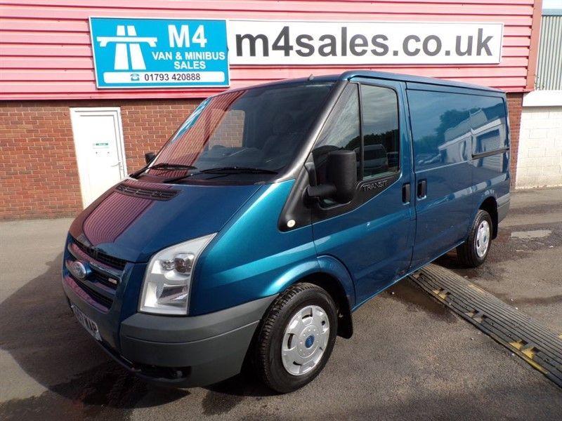 used Ford Transit 260 SWB LR 85PS A/C *NO VAT* in wiltshire