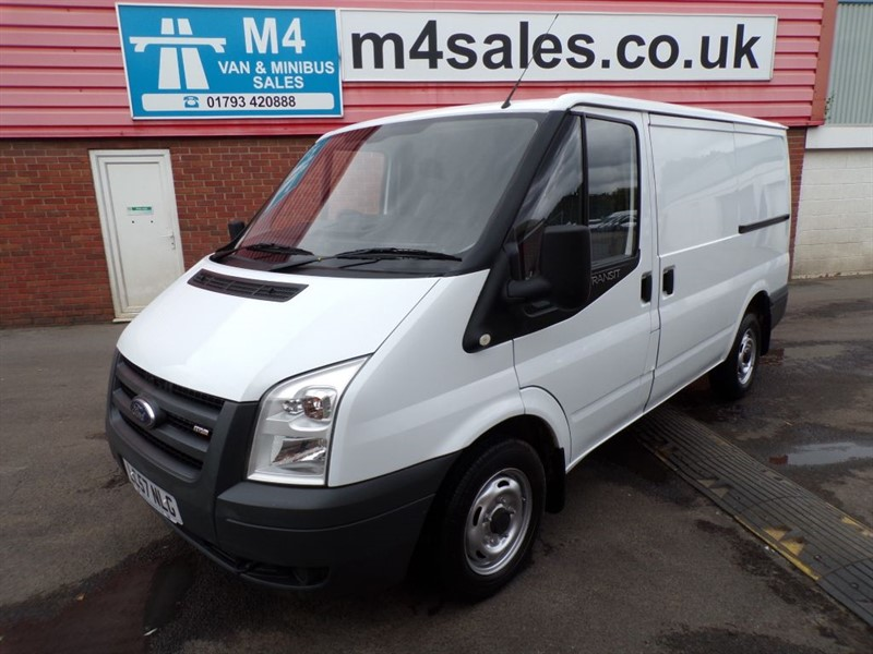 used Ford Transit 300 SWB LR 85PS in wiltshire