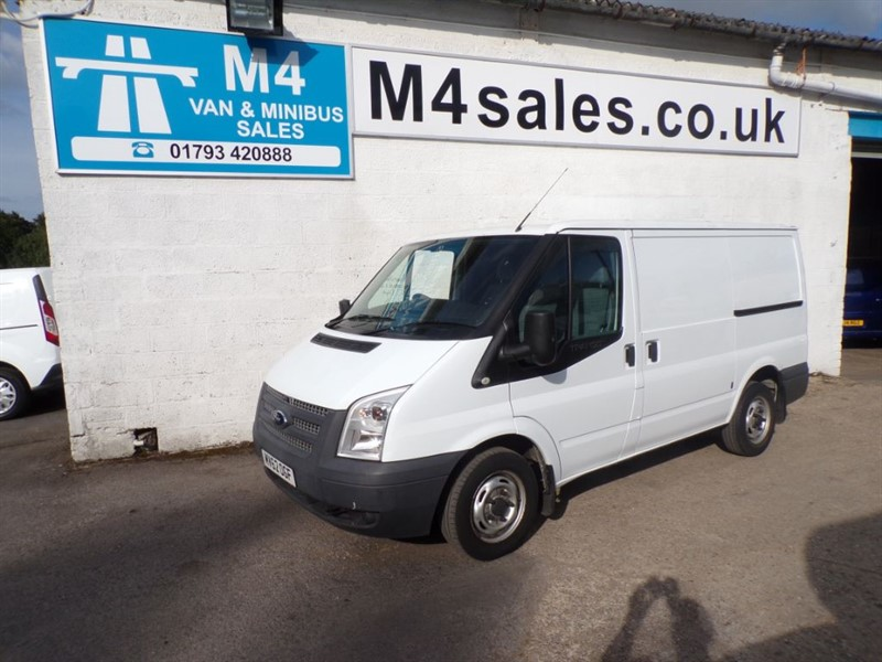 used Ford Transit T280 SWB FWD 125PS in wiltshire