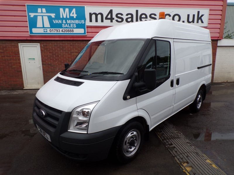used Ford Transit 280 SWB WITH A/C FWD 85PS in wiltshire