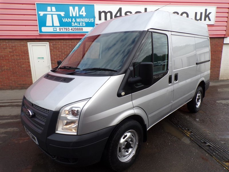used Ford Transit 330 SWB M/R 125PS in wiltshire