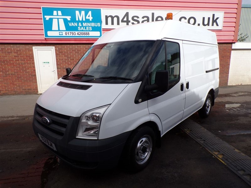 used Ford Transit 280 M/R SWB A/C in wiltshire