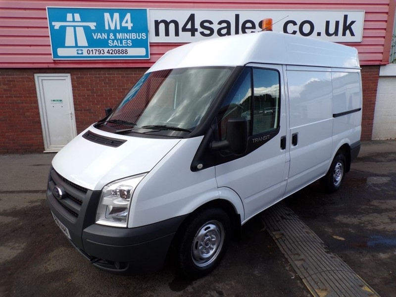 used Ford Transit 280 SHR SWB WITH A/C 85PS in wiltshire