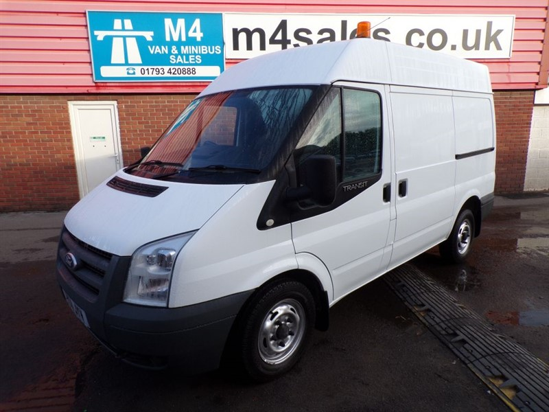 used Ford Transit 280 SWB MEDIEUM ROOF WITH A/C 85PS in wiltshire