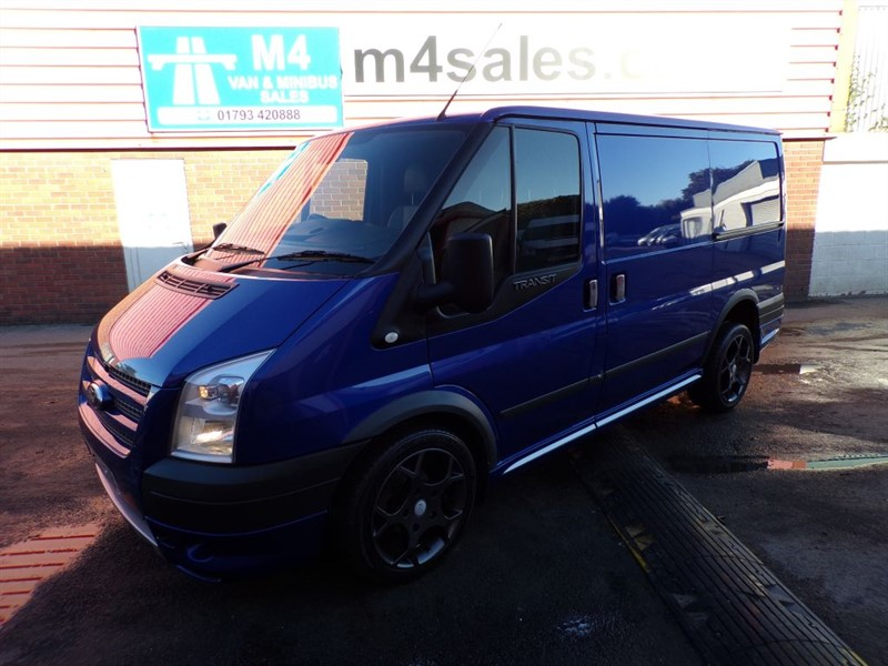 used Ford Transit 260 SPORT SWB 2.2 A/C 140PS *NO VAT* in wiltshire