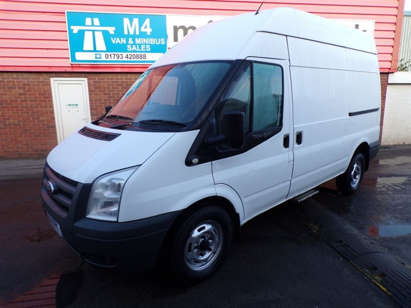 used Ford Transit 280 MWB H/R A/C 100PS in wiltshire