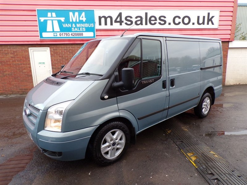 used Ford Transit 260 LIMITED AIRCON NO VAT in wiltshire