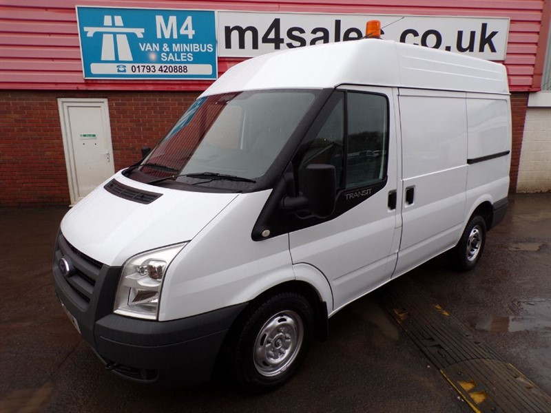 used Ford Transit 280 SWB MEDIUM ROOF A/C  in wiltshire