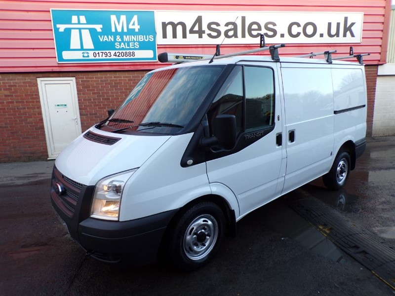 used Ford Transit 280 L/R SWB 100PS in wiltshire