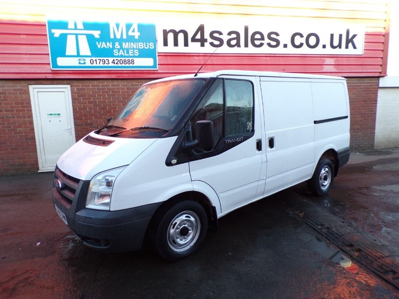used Ford Transit 280 SWB 85PS in wiltshire