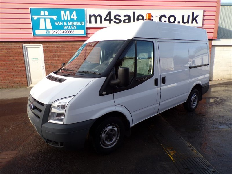 used Ford Transit 280 SWB M/R  A/C 85PS in wiltshire