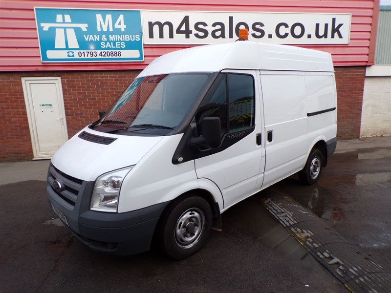 used Ford Transit 280 SWB M/R 85PS A/C in wiltshire
