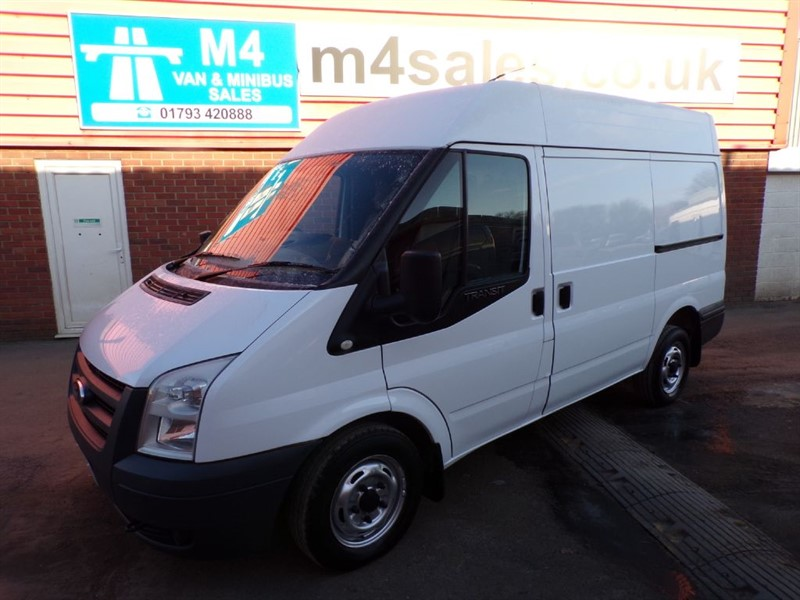 used Ford Transit 280 SWB 280 MEDIUM ROOF WITH A/C 85PS in wiltshire