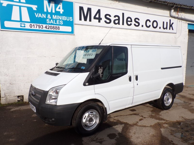 used Ford Transit 280 L/R SWB 100PS A/C in wiltshire