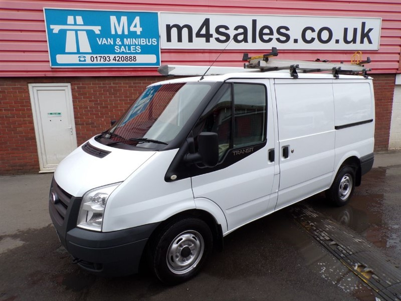 used Ford Transit T300 SWB 115PS in wiltshire
