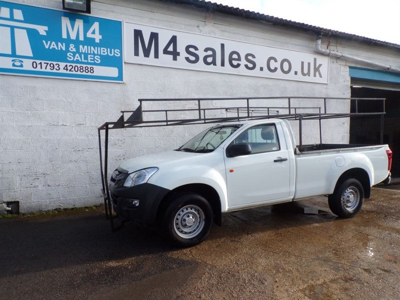 used Isuzu D-Max TD SCB SINGLE CAB PICK UP  in wiltshire