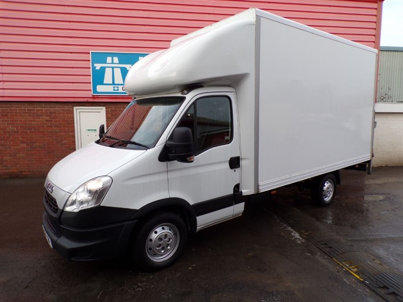 used Iveco Daily LUTON 35S17 LWB 170PS in wiltshire