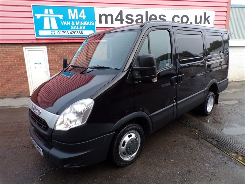 used Iveco Daily 35C17V SWB L/R 170PS in wiltshire