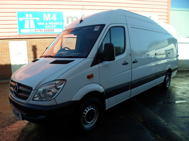 used Mercedes Sprinter 310 CDI LWB H/R 110PS in wiltshire