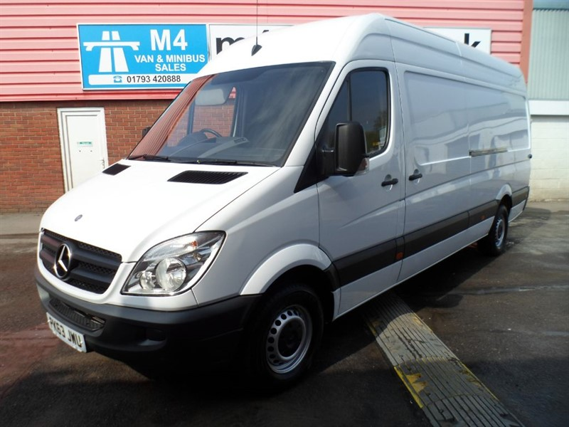 used Mercedes Sprinter 313 CDI LWB 130PS  in wiltshire