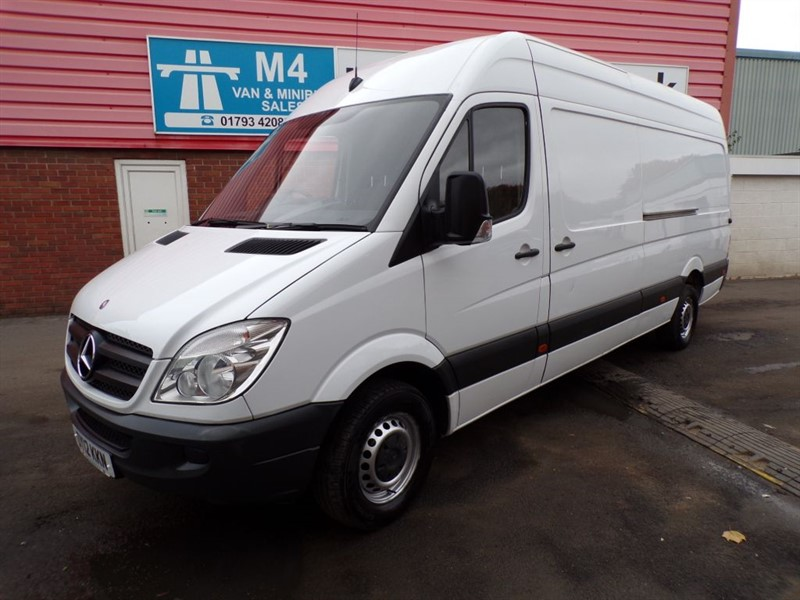 used Mercedes Sprinter 313 CDI LWB *NO VAT* in wiltshire