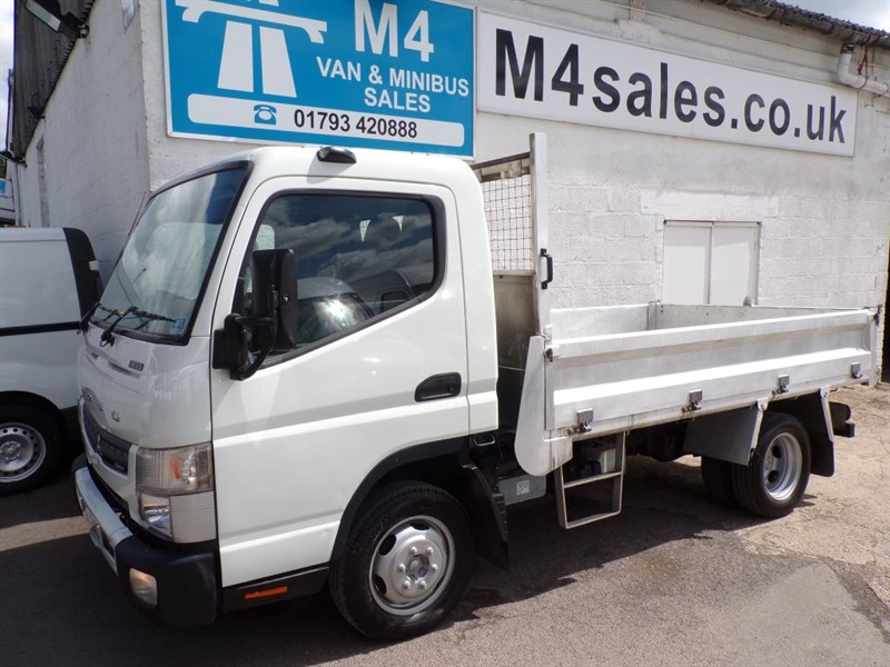 used Mitsubishi Canter 3C13 28 C/C NO VAT NO VAT in wiltshire