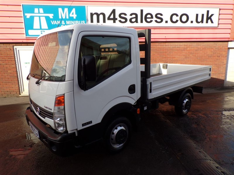 used Nissan Cabstar 34.12 SHR C/C DROPSIDE in wiltshire