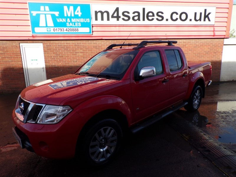 used Nissan Navara OUTLAW DCI 4X4 DOUBLE CAB AUTO  in wiltshire