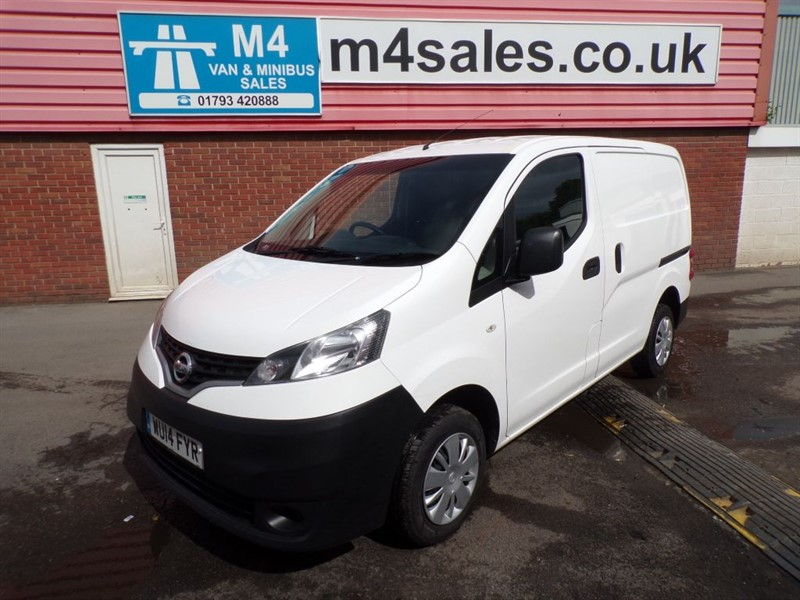 used Nissan NV200 DCI ACENTA  in wiltshire