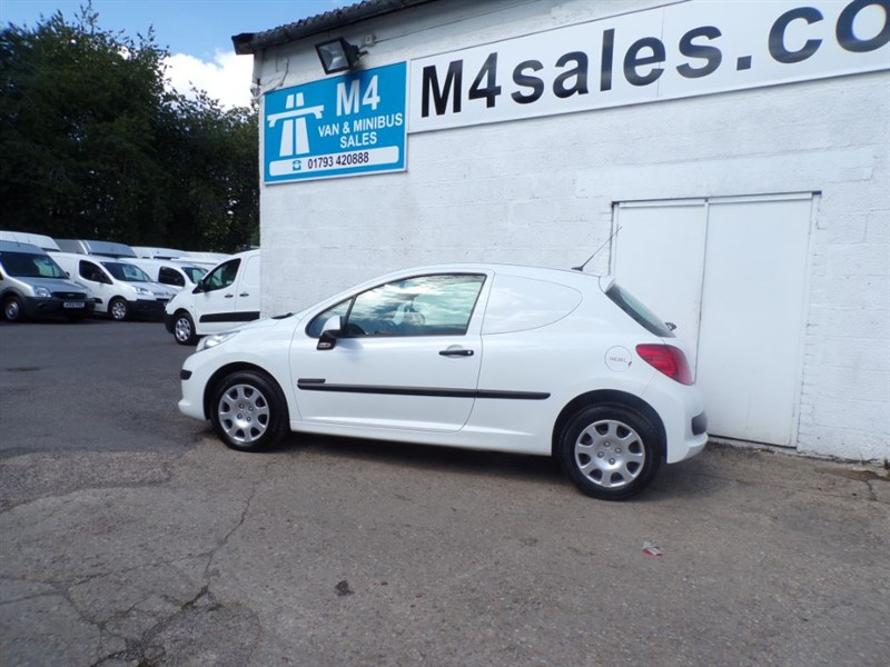 used Peugeot 207 HDI in wiltshire