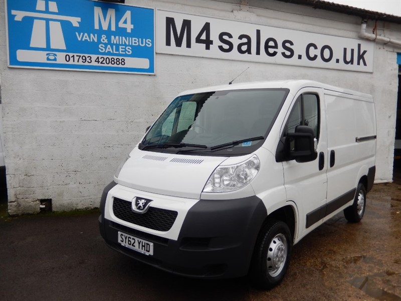 used Peugeot Boxer HDI 330 L1H1 110 PSI in wiltshire