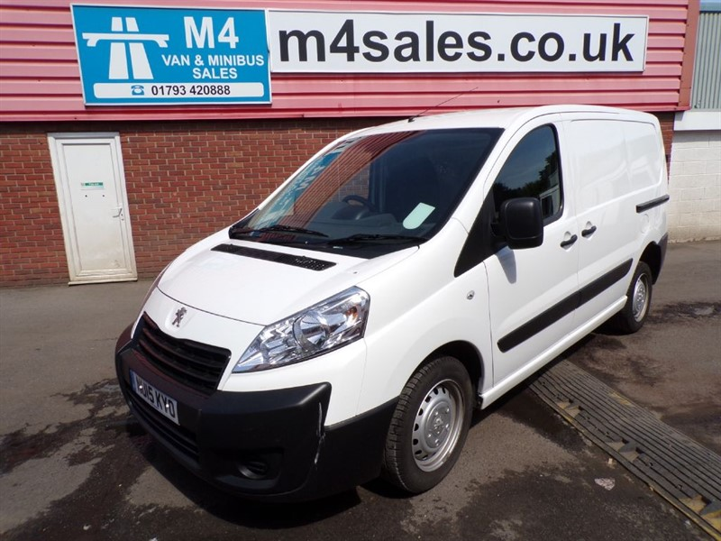 used Peugeot Expert HDI 1000 L1H1 90PS in wiltshire