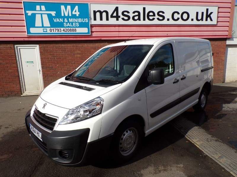 used Peugeot Expert HDI 1000 L1H1  in wiltshire
